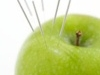 acupunctured-apple