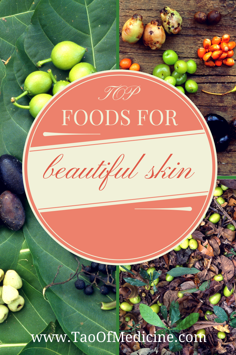 Top Foods for Beautiful Radiant Glowing Skin